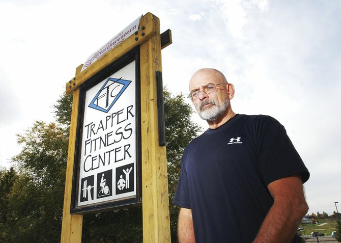 Jim Gregoire, the Trapper Fitness Center manager, knows how difficult the road to living a clean and sober life can be. A new clinic, beginning in mid-November at the fitness center, is designed to help those recovering from drug and alcohol addictions. The clinic will focus on using fitness as a way to avoid relapsing.