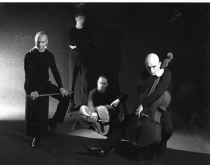 The Rastrelli Cello Quartet will be performing at 7:30 p.m. Tuesday at the Moffat County High School auditorium.