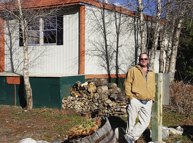 Longtime Steamboat fishing guide Keith Hale is the proud new owner of a mobile home in Fish Creek Mobile Home Park. Encouraged by the September purchase of the park by the Yampa Valley Housing Authority, Hale purchased his first home after two decades of living here.