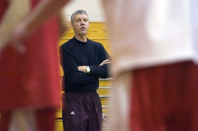 Steamboat Springs High School basketball coach Kelly Meek doesn't have to read between the lines to know the kind of talent - and potential - he has on this year's team.