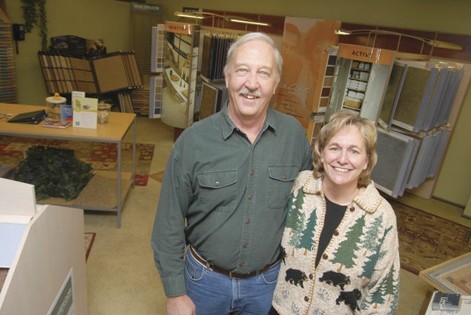 Jay and Dotty Oxley own and operate TLC Carpet One. The business was named the Boys & Girls Club 2007 Business of the Year.