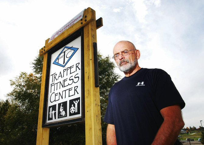 Jim Gregoire wanted to help more people with The Sober and Clean Clinic at Trapper Fitness Center.