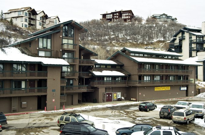 A building on Ski Time Square houses condos and the Steamboat Mountain Theater. The City Council on Tuesday gave feedback to the developers of a 1-million-square-foot redevelopment project that will replace the existing Ski Time Square and Thunderhead Lodge. The council did not take any formal action on the project.