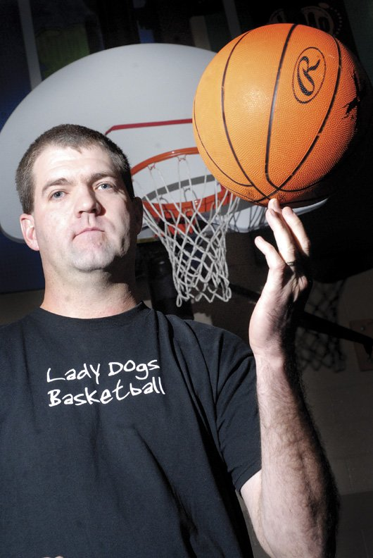 Moffat County assistant varsity girls basketball coach Matt Ray has been the man behind the legend, coach Craig Mortensen, for six years. The Bulldog varsity team is 102-18 with Ray on the sidelines. Ray has compiled a record of 78-18, in his first five years as head coach of the junior varsity team.