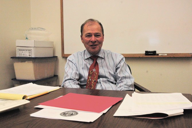 The Hayden School District began the search for Superintendent Mike Luppes&#39; successor this week by advertising the position with the Colorado Association of School Executives. Luppes has served as superintendent for four years and plans to retire in June.