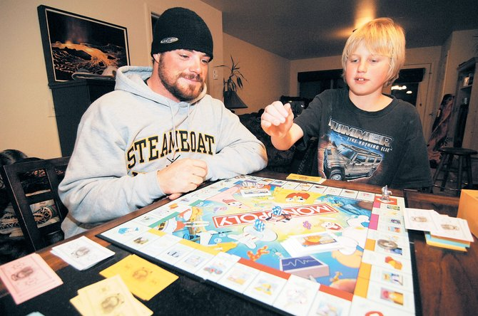 Cody Pryke, 28, and Chance Dickerson, 11, met more than two years ago through the Partners in Routt County program. During that time, the pair has become good friends and enjoys playing board games, going to the movies or just getting a bite to eat.