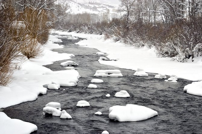 Steamboat Springs and Routt County are moving forward in their joint effort to better monitor water quality in the Yampa River Basin. They are seeking a $106,600 grant from the Colorado Water Conservation Board to fund the project.