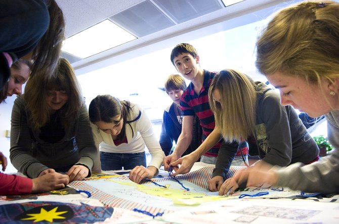 group projects for high school students Providing effective icebreaker activities for high school students can be challenging you need to access moods, group dynamics, and the comfort level of participants.
