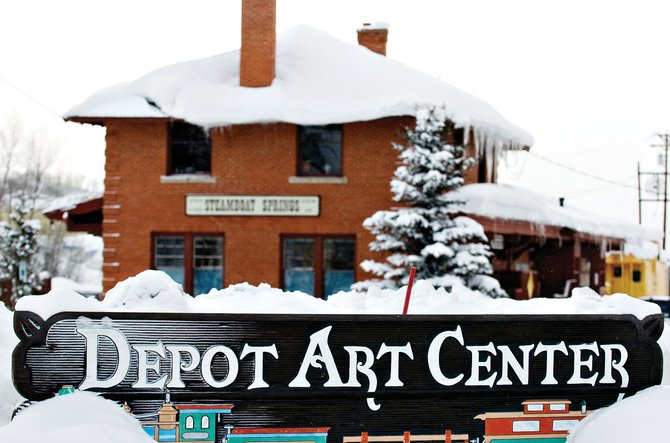 The Artists' Gallery of Steamboat, the Depot Art Center and K. Saari Gallery all are on the schedule for the First Friday Art Walk, from 5 to 8 p.m. today.