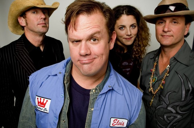 Cowboy Mouth, one of the bands featured in the 2008 Bud Light Rocks the &#39;Boat free concert series, plays March 1 in Gondola Square. The concerts, which start at 3 p.m., are presented by Bud Light and Steamboat Ski and Resort Corp.