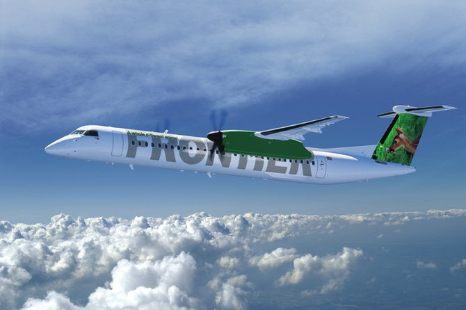 Denver-based Frontier Airlines today announced eight new regional destinations to be serviced via nonstop flights from Denver International Airport. Steamboat Springs was not on the list.