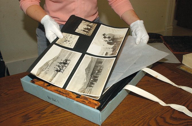 Tread of Pioneers will offer tips for preserving family heirlooms, such as photos, books and clothing, in a free workshop Tuesday.