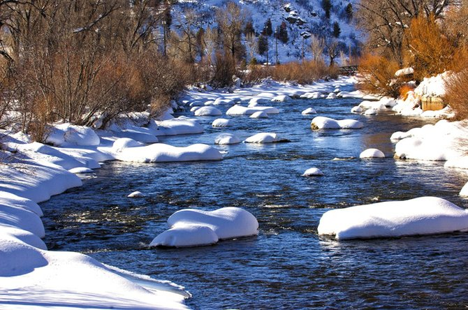 The rolling waters of the Yampa River that flow through downtown Steamboat Springs provide an abundance of recreational activities for visitors and locals. A Soup Session lecture and discussion on the Yampa River presented by Yampatika will be held from 5:30 to 7:30 p.m. today in Olympian Hall at Howelsen Hill Lodge.