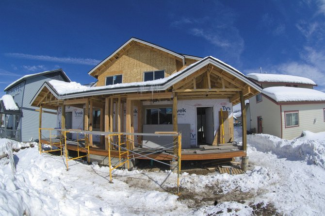 At its meeting tonight, The Steamboat Springs City Council will consider adopting design standards for areas outside the mountain base and downtown area. The adoption may include more relaxed design standards for affordable housing.