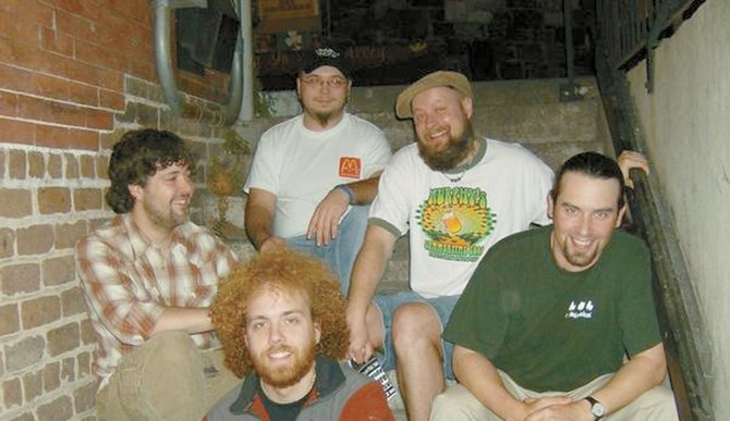 Mississippi rock band Absylom Rising plays Monday and Tuesday at the Tugboat.