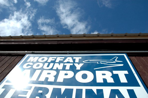 Local officials agree that the Moffat County Regional Airport needs a new terminal building. The airport is an important component in the local infrastructure, officials said.