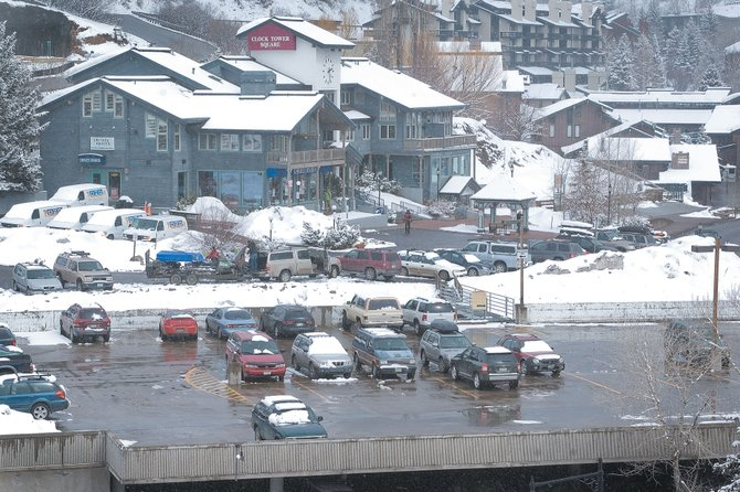 Developers went before the Steamboat Springs Planning Commission on Thursday for a pre-application review of the St. Cloud Resort & Spa. The project is proposed for the sites of the Clocktower Square, Xanadu Condominiums, Ski Time Square parking garage and the former site of the octagon buildings.