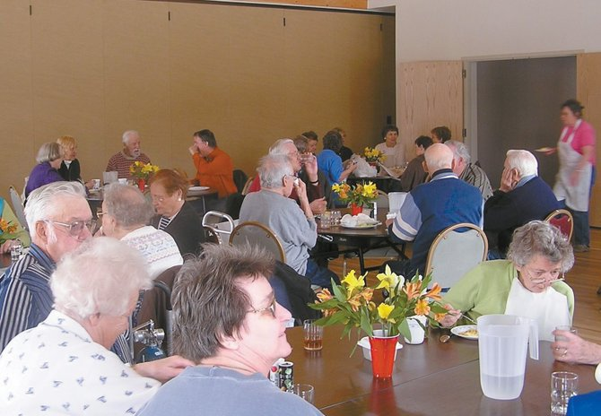 The new Steamboat Springs Community Center has more space for meals and additional activities for older adults.