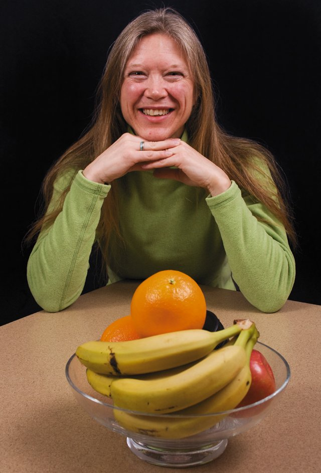 Pam Wooster, RD, has a Bachelor of Science degree in dietetics from the University of Nebraska. Pam began work at Yampa Valley Medical Center in November 2003. Wooster writes a healthy eating piece each issue. If you have questions about nutrition and diet, e-mail pamelajo927@netzero.com. She'll be happy to answer your question in an upcoming issue.