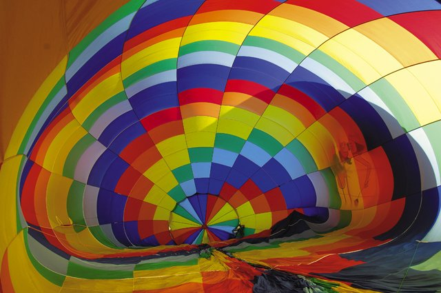 The 28th annual Hot Air Balloon Rodeo takes place from 6 to 10 a.m. July 12 and 13.