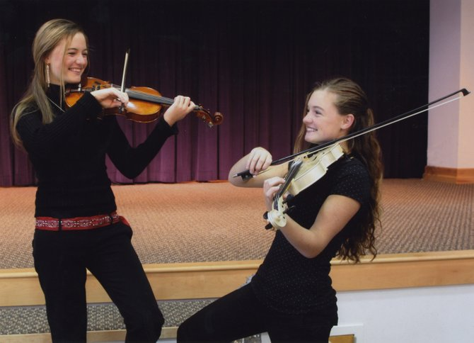 The Hunt Family Fiddlers perform at 7:30 p.m. Friday in the Moffat County High School auditorium. The cost is $15 at the door.