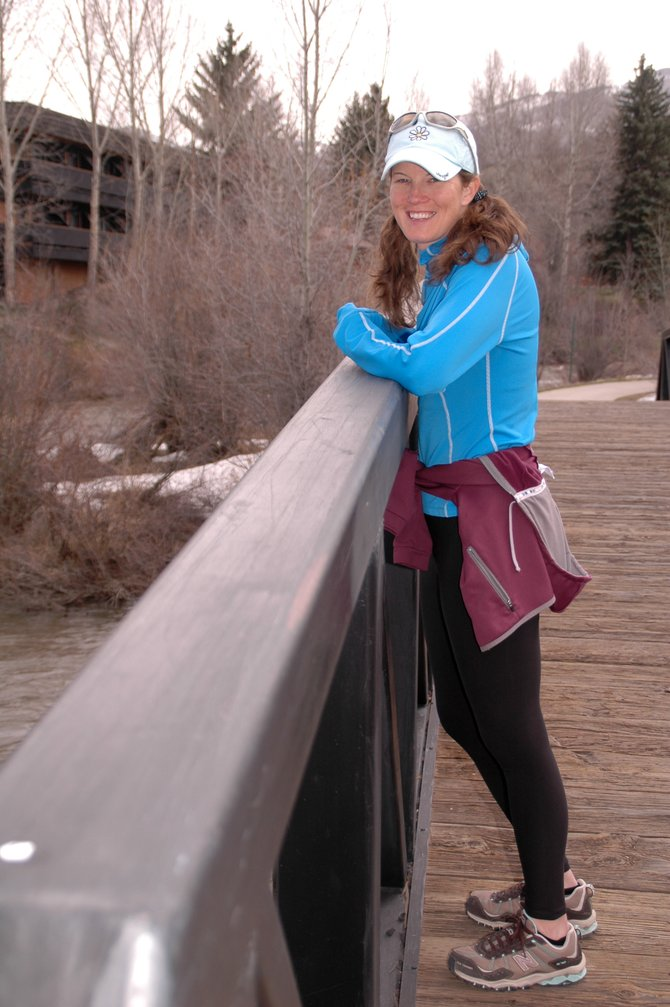 Shannon Carlin is taking over the Steamboat Springs Running Series this year. Carlin is a running enthusiast who played collegiate basketball in Virginia before moving to Denver and then Steamboat.