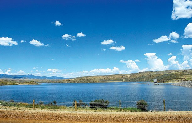 Elkhead Reservoir east of Craig opened to the public about two weeks ago. In addition to the expansion project of the past two years, officials plan to add another beachfront, a boat ramp and between 30 to 50 campgrounds by the end of the summer.