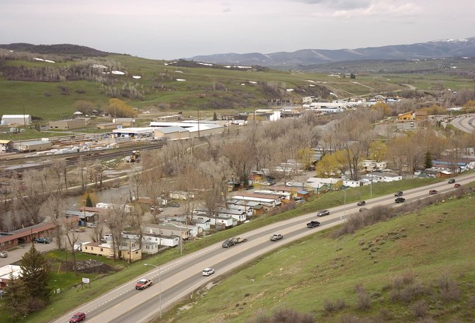 Steamboat Springs developer Jim Cook and his investment partners have entered into a contract to purchase Dream Island Mobile Home Park. About 80 homes are in Dream Island, which is along the Yampa River on Steamboat's west side.