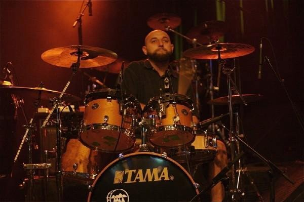 Cory Eberhard plays drums with Fort Collins roots reggae band Dubskin, which plays at 10 p.m. Saturday at Mahogany Ridge Brewery and Grill.