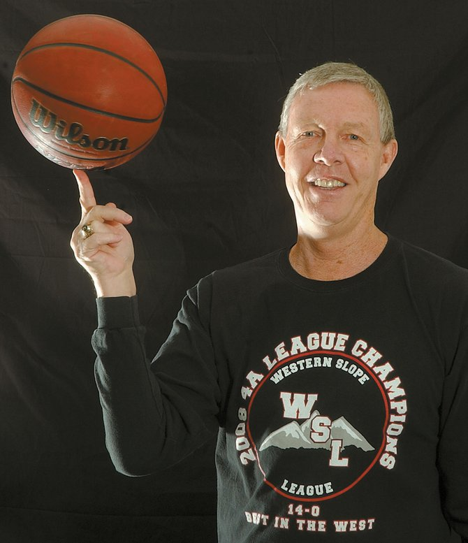 Coach Kelly Meek retires after 36 years coaching at Steamboat Springs High School.