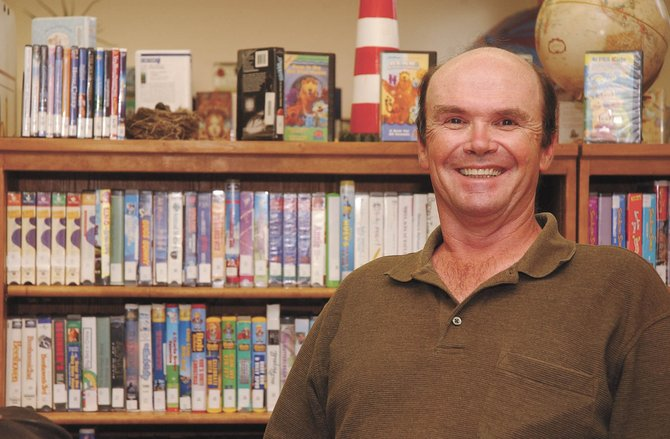 Hayden resident Dave LeBarron was a friend of Mary and Mel Bradley, who ran a summer reading and ranching camp for boys in Hayden. LeBarron helped organize Bradley's Book Buddies, a summer reading program at the Hayden Public Library.