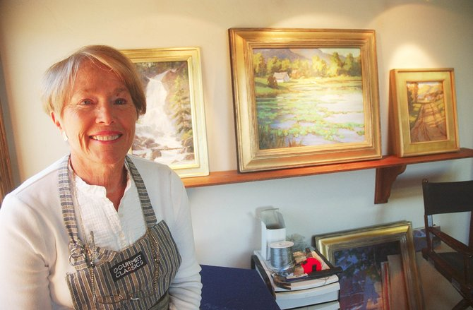 Steamboat Springs painter Jean Perry will be one of the artists featured during the Artists' Studio Tour, a fundraiser for the Steamboat Springs Arts Council.