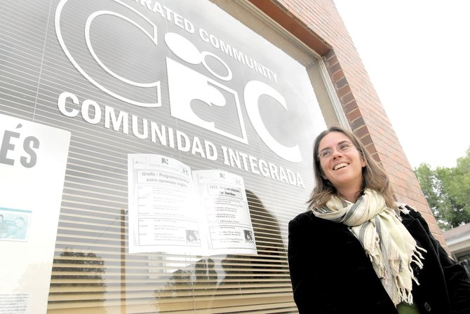 Tatiana Achcar, who hails from South America, recently accepted the executive directorship of Integrated Community, a multicultural organization that operates in Craig and Steamboat Springs. Before coming to Yampa Valley, she founded and owned Achcar Law, an immigration law firm in Minnesota. Achcar was the firm's sole practitioner.