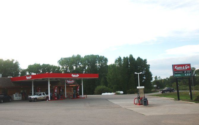 Kum & Go replaced Weston's Country Corner on Aug. 12 along Colorado Highway 131 in Yampa. Store general manager Jennifer Coop said South Routt residents already are enjoying the new, open feel of the gas station and convenience store.