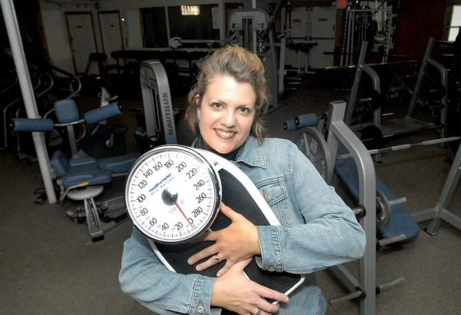 Steamboat Springs resident Sharon Timmerman lost 20 pounds in six weeks while participating in a Routt County chapter of Weight Loss Challenge, a nation-wide program. On Monday, she will launch the fitness competition in Craig.
