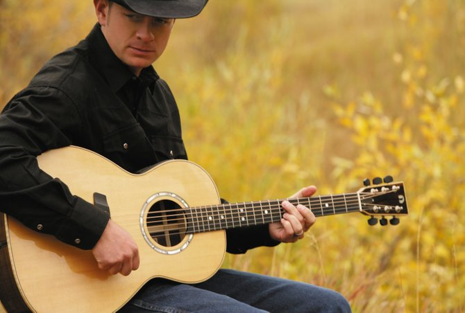 Brenn Hill returns to the Yampa Valley this weekend for a concert and trail ride benefiting the Routt County 4-H Scholarship Fund.