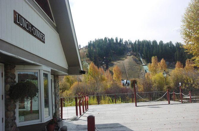 The new owners of the Yacht Club building are proposing creating a 1,170-square-foot deck on a roof overlooking the Yampa River.