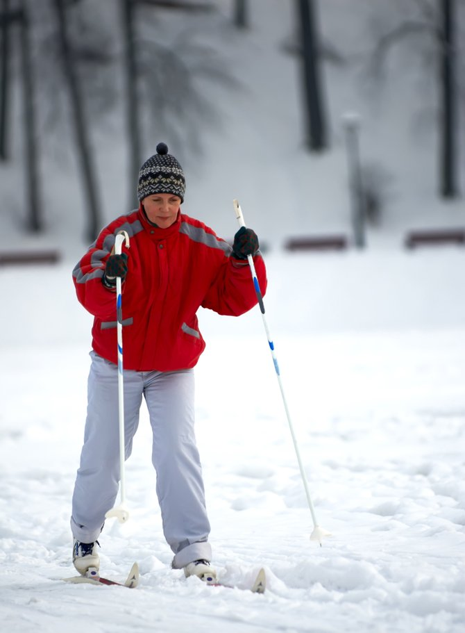 In addition to fitness, local ski veterans point to lessons, such as those offered at the Steamboat Ski Area, as important in helping older skiers and riders prevent injury and get the most out of their sport.