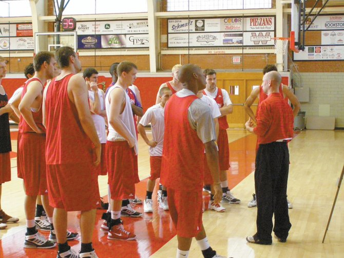 Western State College&#39;s men&#39;s basketball program has Steamboat Springs&#39; stamp all over it. Head coach Mike Moskowitz was an assistant for the Sailors from 1997 to 2000 under former coach Kelly Meek, who has joined the team as Moskowitz&#39;s assistant this year. Former Sailors standout player Cameron Burney transferred to Western State this year and is expected to be a key contributor.