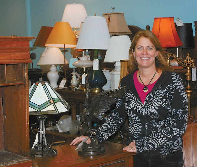 Annie Tisch, of Annie&#39;s Home Consignments, figured out how to stimulate retail traffic during troubled economic times. Her store in Sundance at Fish Creek constantly is turning over merchandise.