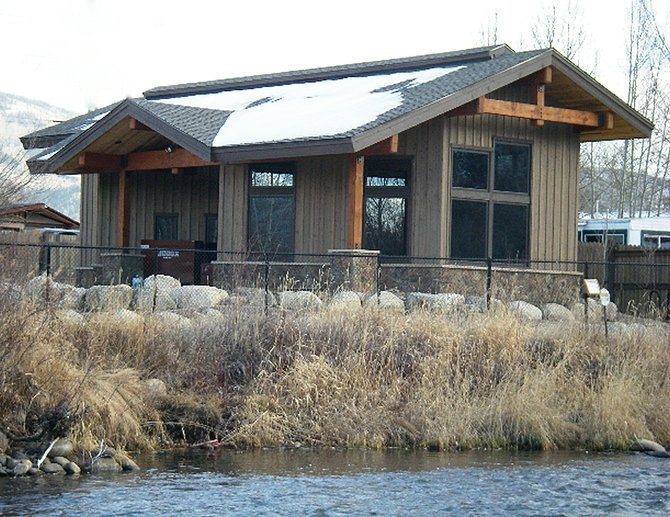 The board of directors of the Yampa River Botanic Park is extending its fundraising efforts for the new Trillium House to reimburse the city and, in turn, its endowment fund.