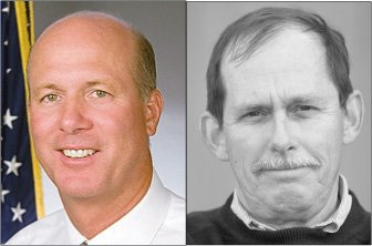 Jon Roberts, the city manager of Victorville, Calif., and Bob McLaurin, the town manager of Jackson, Wyo., have been named finalists for the city of Steamboat Springs' open city manager position.