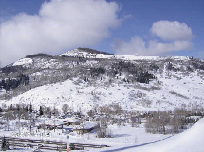 The city of Steamboat Springs and Routt County have partnered to preserve 35 acres of open space straddling the Yampa River and adjacent to city-owned land on Emerald Mountain. The site is on the far side of the Anglers Kum & Go and Fish Creek Mobile Home Park.