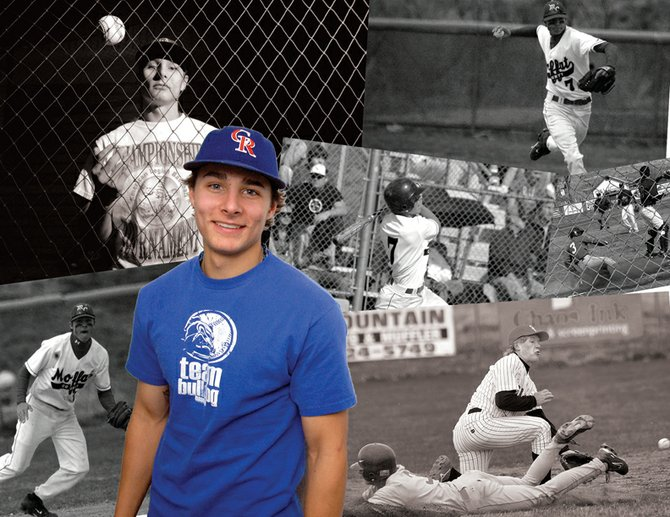 """Chris """"Window"""" Winder, a 2008 Moffat County High School graduate, hasn't given up on his dream of making it to the big leagues. Now playing for Odessa College in Texas, last year's Colorado top-50 prospect is taking the junior college circuit by storm."""