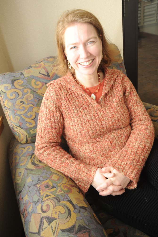 Melinda Clark recently was named executive director for the Steamboat Springs Pregnancy Resource Center. Clark plans to increase the services offered by the center and hopes the service can move into its own space instead of its current location at Holy Name Catholic Church.