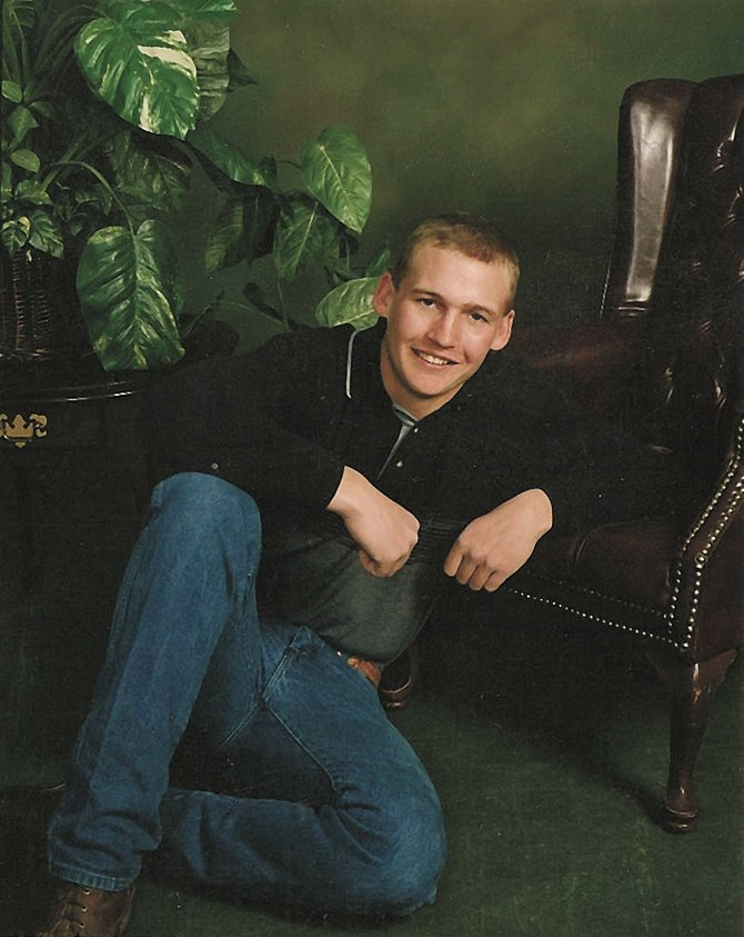 Kevin McCoy, 25, of Yampa, died Jan. 23 while working to clear a rockslide from railroad tracks near Toponas. His death is thought to have been caused by previously undiagnosed cardiomyopathy, a condition that causes enlargement and weakening of the heart. A memorial service is at 1 p.m. Saturday at the McCoy school.