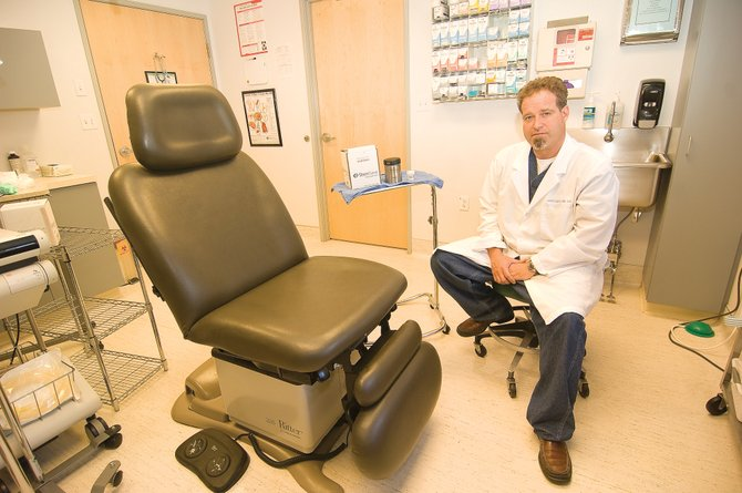 Oral surgeon Dr. John Lupori is breaking new ground at his Steamboat Springs practice. Lupori, who has partnered with a company called StemSave, is giving patients the option of saving stem cells, which can be recovered from extracted teeth.