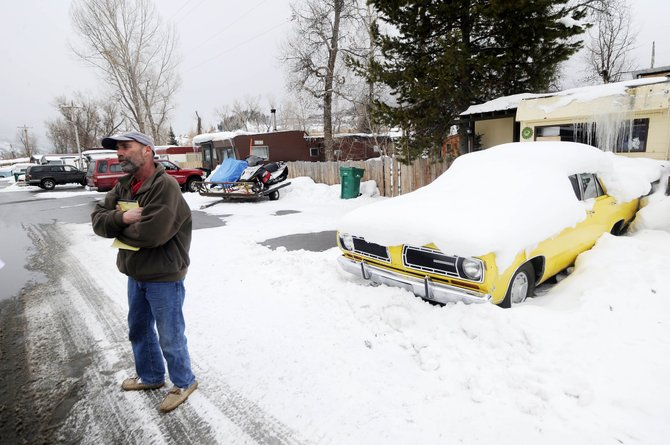 Dream Island Mobile Home Park resident Ray Uhl sees trailer parks as playing a vital role in housing the Steamboat Springs work force, but he does not think enough is being done to ensure their continued existence.
