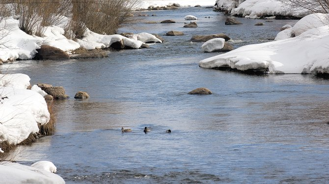 The Upper Yampa Water Conservancy District announced Friday its opposition to Shell Oil's request for water rights on the Yampa River. The towns of Yampa and Oak Creek also have expressed opposition.