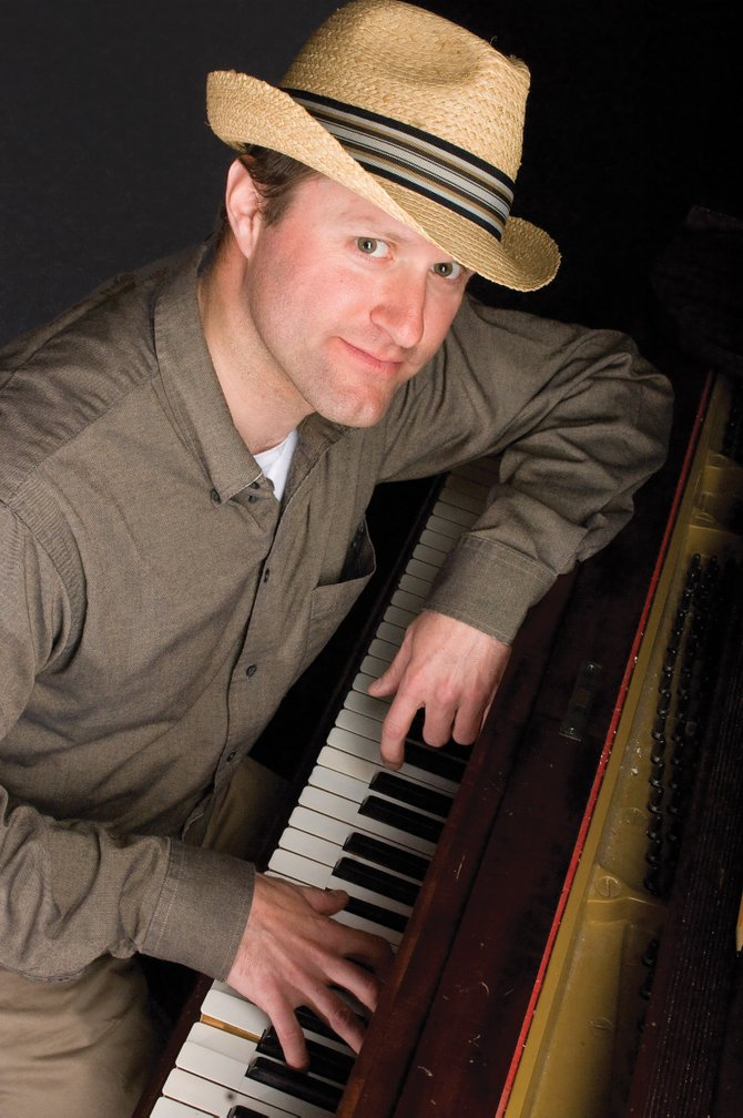 Musician Andy Pratt & Friends will be bring the sweet sound of jazz to the United Methodist Church this Friday. The Resident Artist Spotlight concert presented by Emerald City Opera is set to begin at 7 p.m. and will feature jazz standards from the 1930s and '40s.